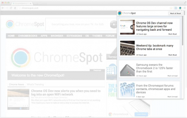chromespot-extension