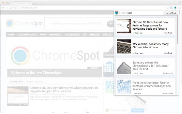 chromespot-extension