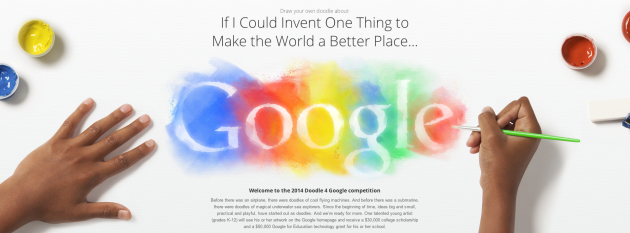 doodle-4-google