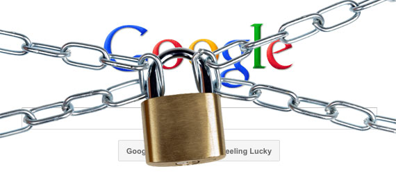 google-security-lock