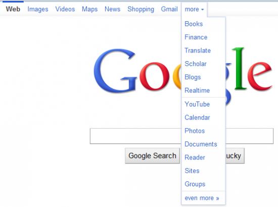 chrome inspires google homepage change google chrome news