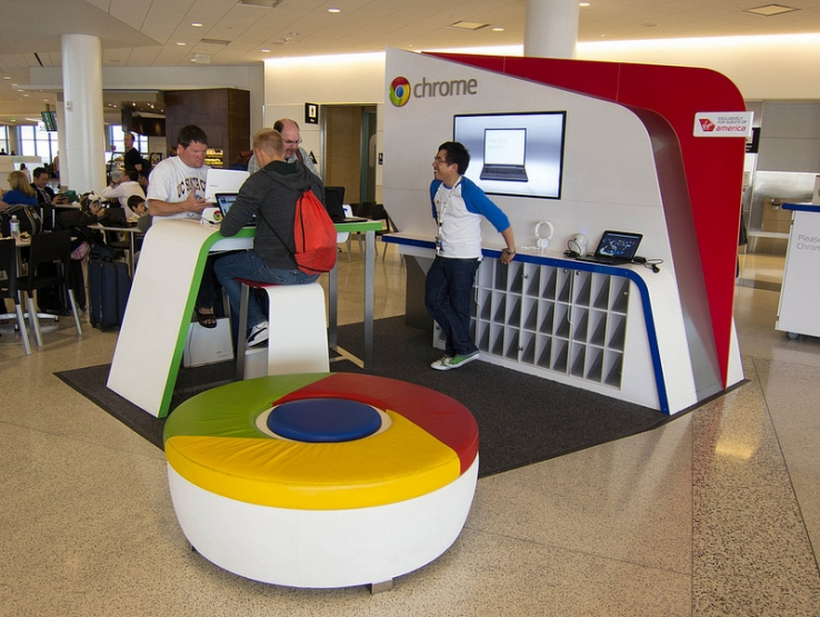 Google opening retail stores in India | Google Chrome: News
