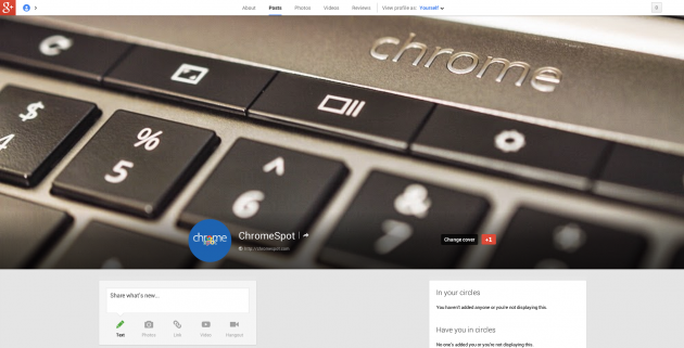 chromespot-google-plus