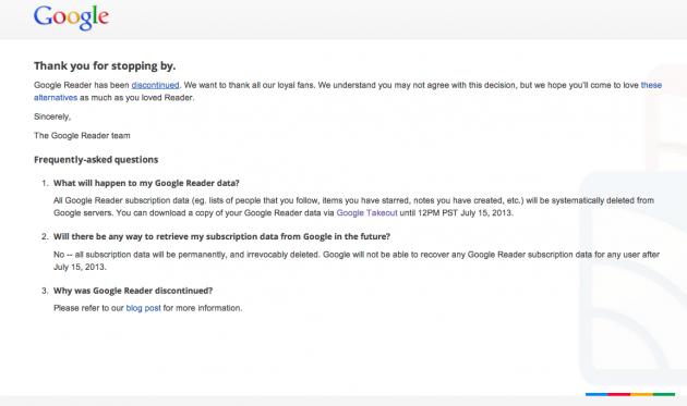 google-reader-dies