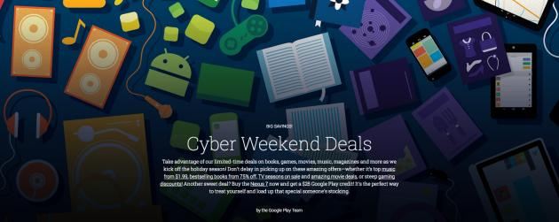 google-cyber-weekend