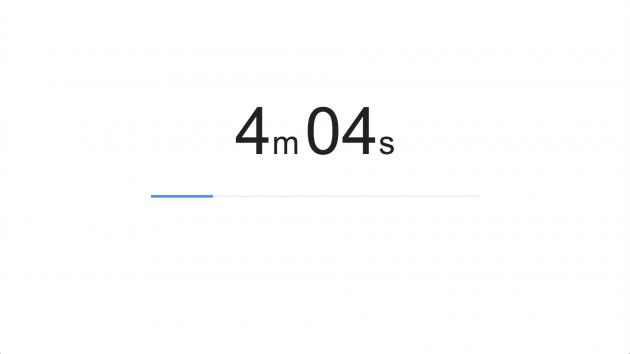 google-timer-full-screen
